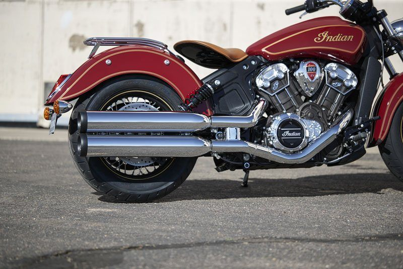 2020 Indian Scout® 100th Anniversary in Ferndale, Washington - Photo 10