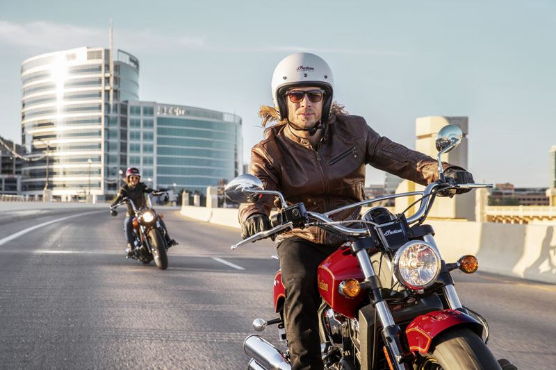2020 Indian Scout® 100th Anniversary in Racine, Wisconsin - Photo 15