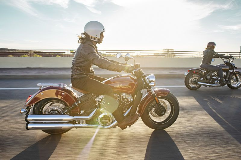 2020 Indian Scout® 100th Anniversary in Racine, Wisconsin - Photo 16