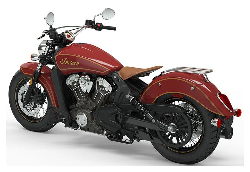 2020 Indian Scout® 100th Anniversary in San Jose, California - Photo 5
