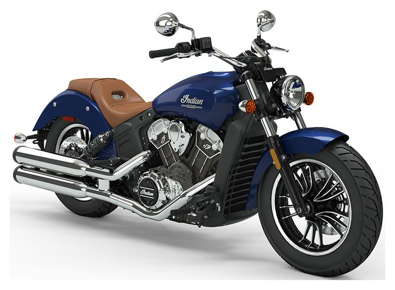 2020 Indian Scout® ABS in Panama City Beach, Florida - Photo 5