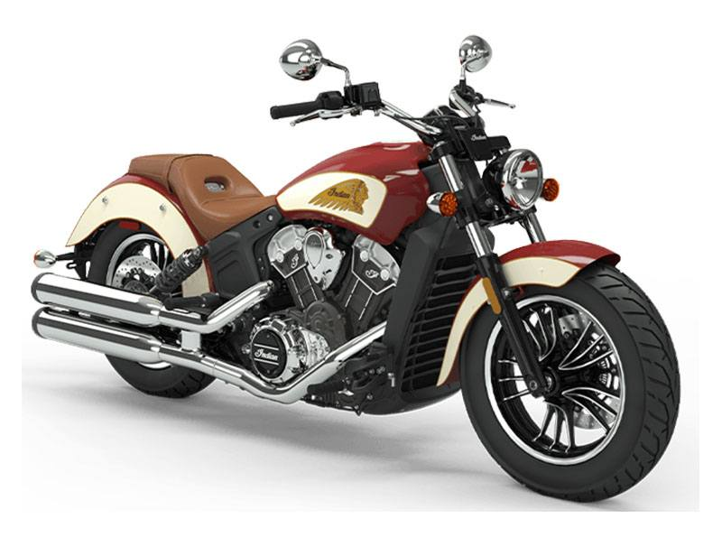 2020 Indian Scout® ABS in Saint Clairsville, Ohio - Photo 1