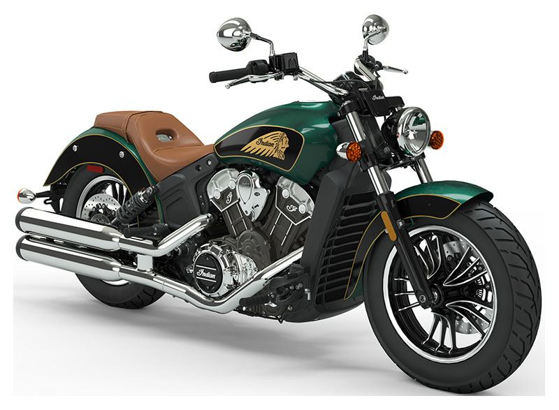 2020 Indian Scout® ABS in Saint Michael, Minnesota - Photo 4