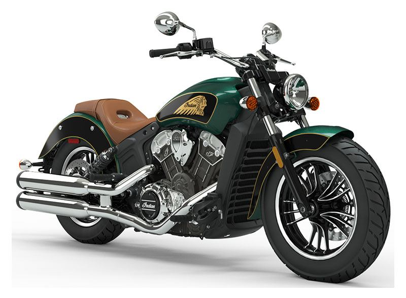 2020 Indian Scout® ABS in Saint Michael, Minnesota - Photo 1