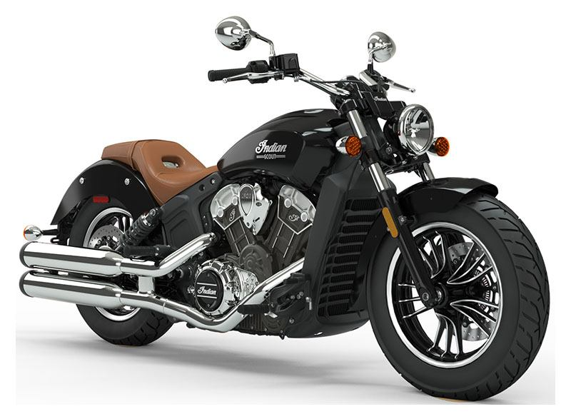 2020 Indian Scout® ABS in Broken Arrow, Oklahoma - Photo 1