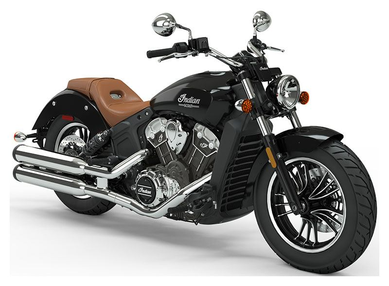 2020 Indian Scout® ABS in Racine, Wisconsin - Photo 5