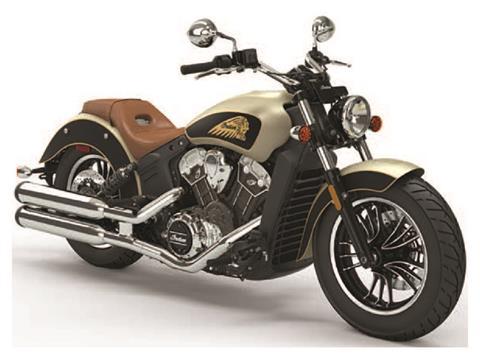 2020 Indian Scout® ABS Icon Series in Dansville, New York