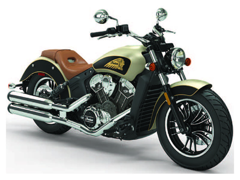 2020 Indian Scout® ABS Icon Series in Ottumwa, Iowa - Photo 1