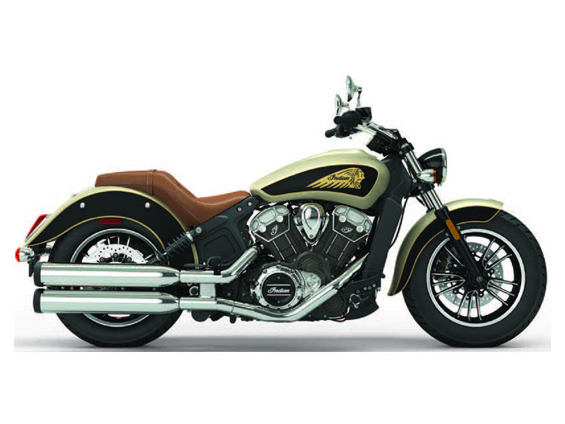 2020 Indian Scout® ABS Icon Series in Muskego, Wisconsin