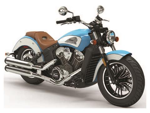 2020 Indian Scout® ABS Icon Series in Saint Michael, Minnesota - Photo 1