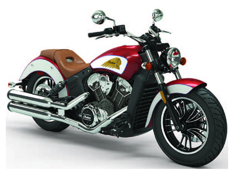 2020 Indian Scout® ABS Icon Series in Fleming Island, Florida - Photo 1