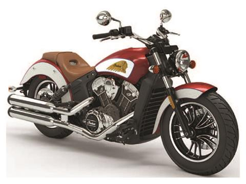 2020 Indian Scout® ABS Icon Series in Racine, Wisconsin