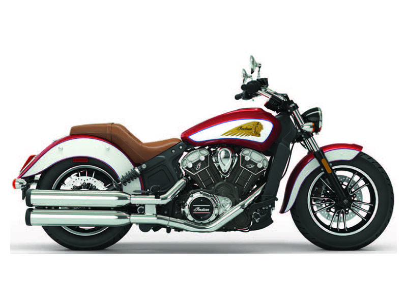 2020 Indian Scout® ABS Icon Series in EL Cajon, California - Photo 2