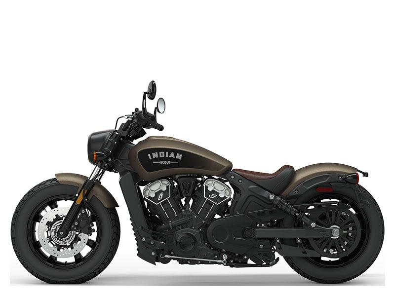 2020 Indian Scout® Bobber ABS in Ferndale, Washington - Photo 3