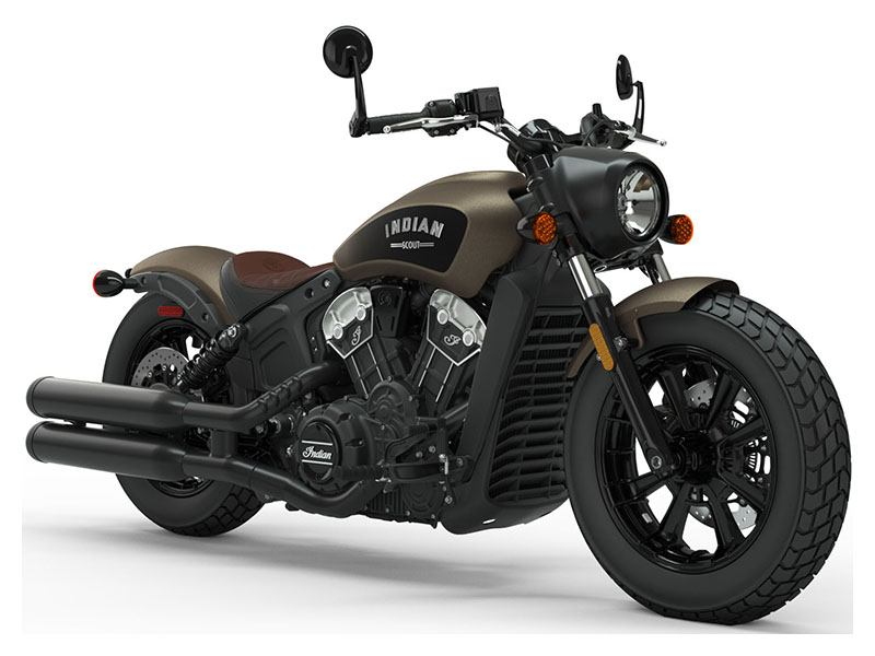 2020 Indian Scout® Bobber ABS in Mineral Wells, West Virginia - Photo 1