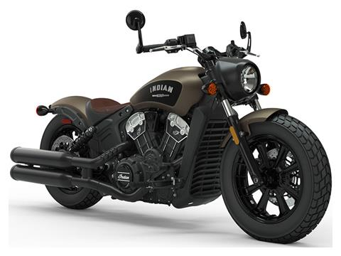2020 Indian Scout® Bobber ABS in Ferndale, Washington - Photo 1