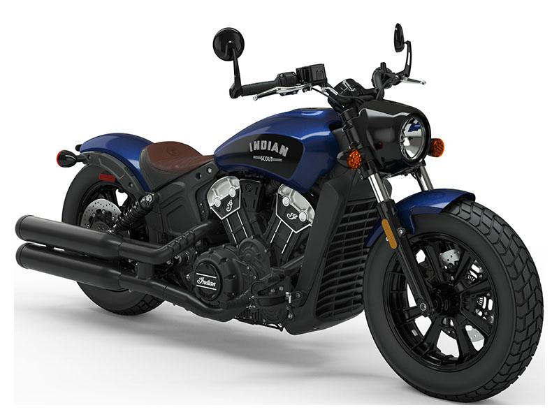 2020 Indian Scout® Bobber ABS in Greer, South Carolina - Photo 1