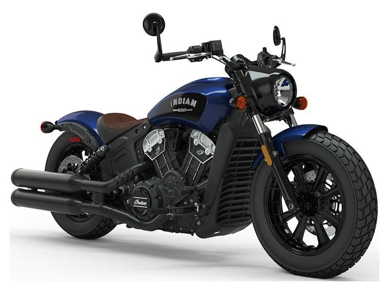 2020 Indian Scout® Bobber ABS in Chesapeake, Virginia - Photo 9