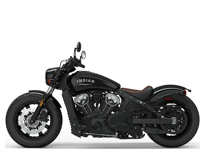 2020 Indian Scout® Bobber ABS in Bristol, Virginia - Photo 4