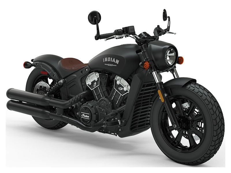 2020 Indian Scout® Bobber ABS in Racine, Wisconsin - Photo 1