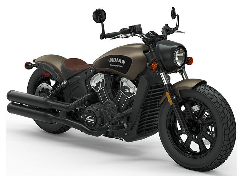 2020 Indian Scout® Bobber ABS in San Diego, California - Photo 1
