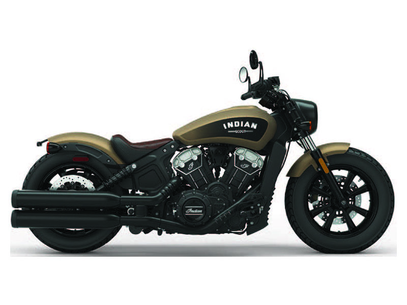 2020 Indian Scout® Bobber ABS Icon Series in Rogers, Minnesota - Photo 2
