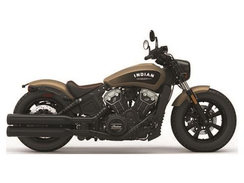2020 Indian Scout® Bobber ABS Icon Series in Savannah, Georgia - Photo 2