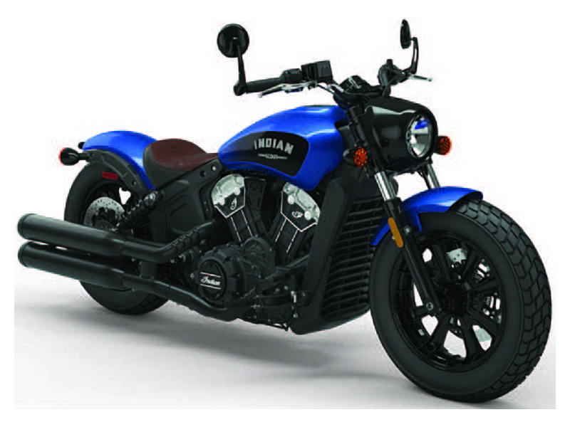 2020 Indian Scout® Bobber ABS Icon Series in New York, New York - Photo 1