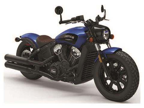 2020 Indian Scout® Bobber ABS Icon Series in Ottumwa, Iowa - Photo 1