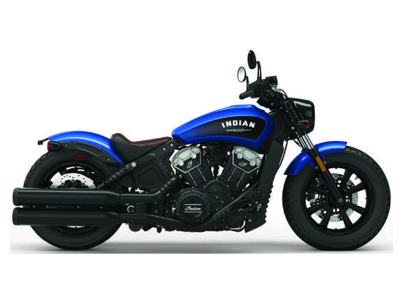 2020 Indian Scout® Bobber ABS Icon Series in Ottumwa, Iowa - Photo 2