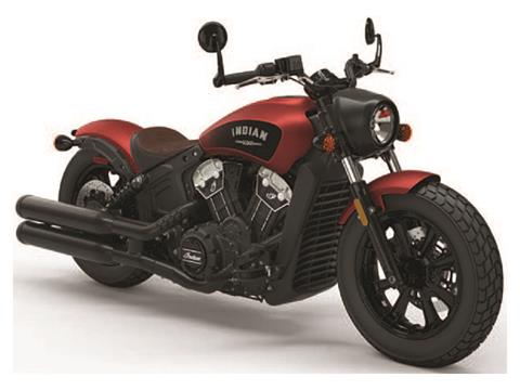 2020 Indian Scout® Bobber ABS Icon Series in Laredo, Texas - Photo 1