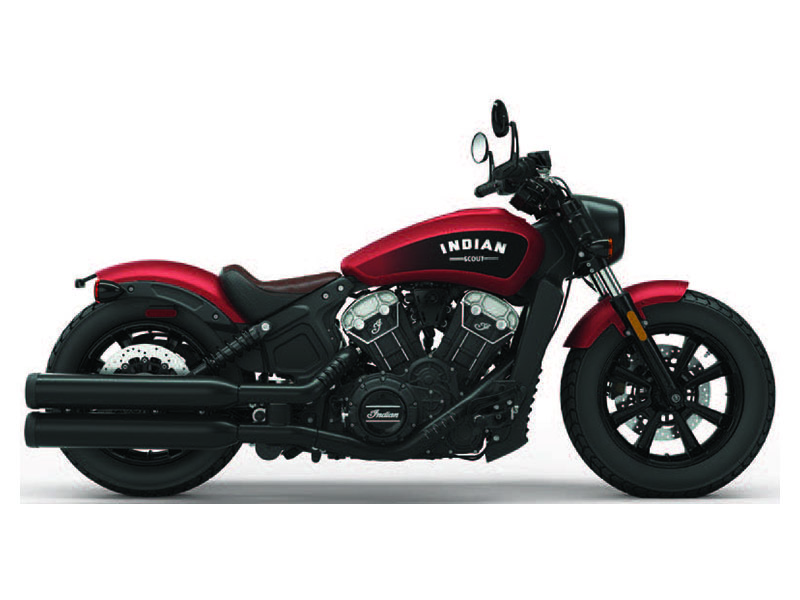 2020 Indian Scout® Bobber ABS Icon Series in Fredericksburg, Virginia - Photo 2