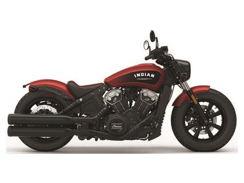 2020 Indian Scout® Bobber ABS Icon Series in Panama City Beach, Florida - Photo 2