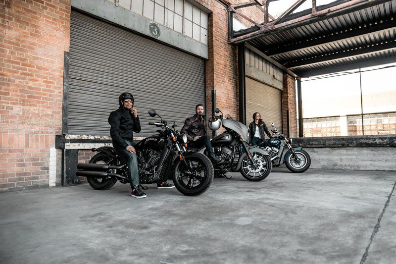 2020 Indian Scout® Bobber Sixty in New York, New York - Photo 18