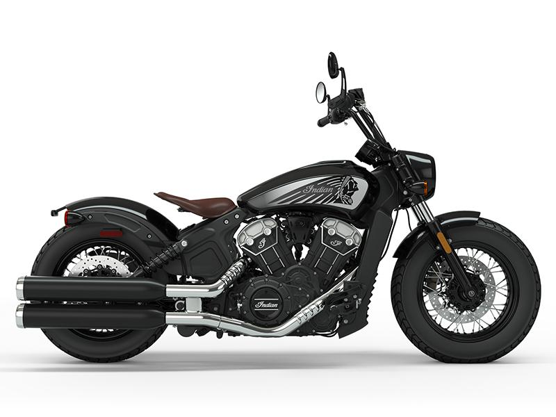 2020 Indian Scout® Bobber Twenty in Saint Paul, Minnesota - Photo 3