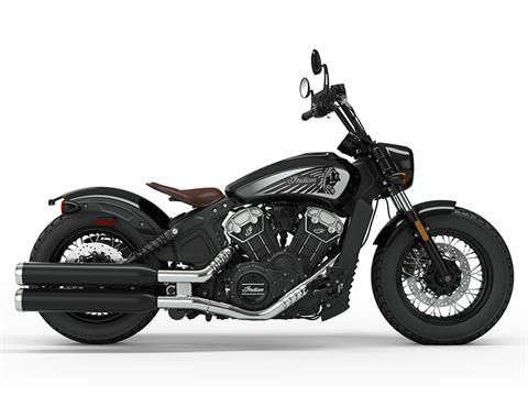 2020 Indian Scout® Bobber Twenty in Racine, Wisconsin - Photo 3