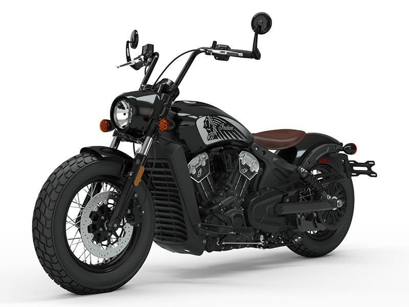 2020 Indian Scout® Bobber Twenty in Panama City Beach, Florida - Photo 2