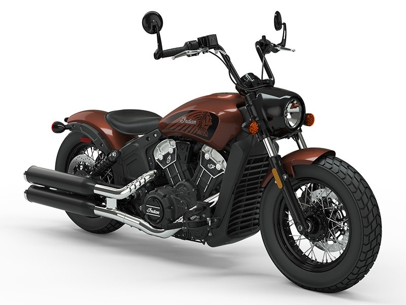 2020 Indian Scout® Bobber Twenty ABS in Fredericksburg, Virginia - Photo 1