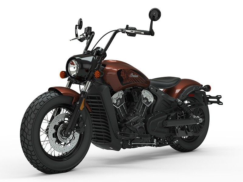 2020 Indian Scout® Bobber Twenty ABS in Panama City Beach, Florida - Photo 2