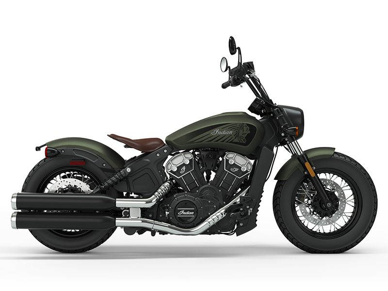 2020 Indian Scout® Bobber Twenty ABS in Ferndale, Washington - Photo 3