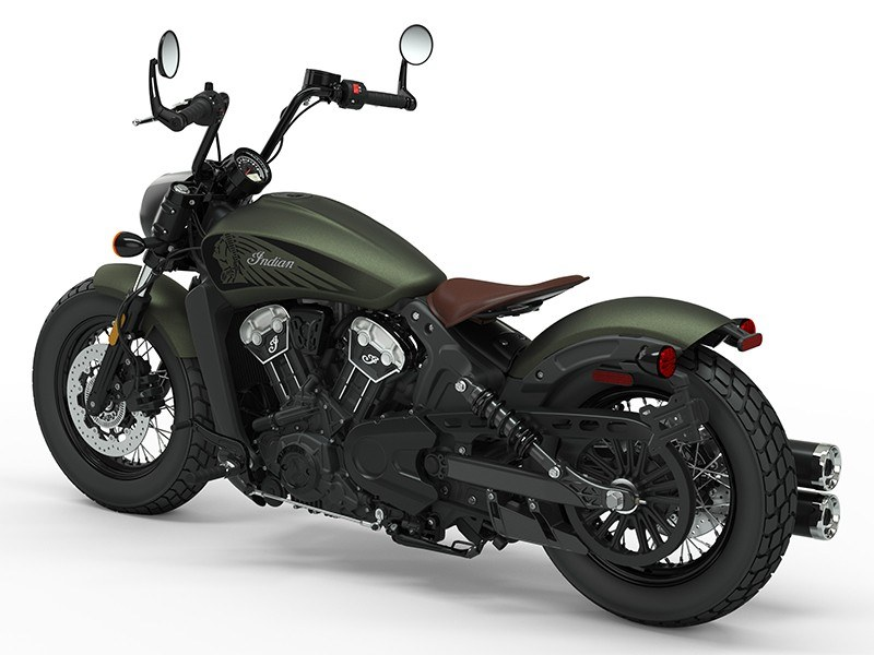 2020 Indian Scout® Bobber Twenty ABS in Chesapeake, Virginia - Photo 5