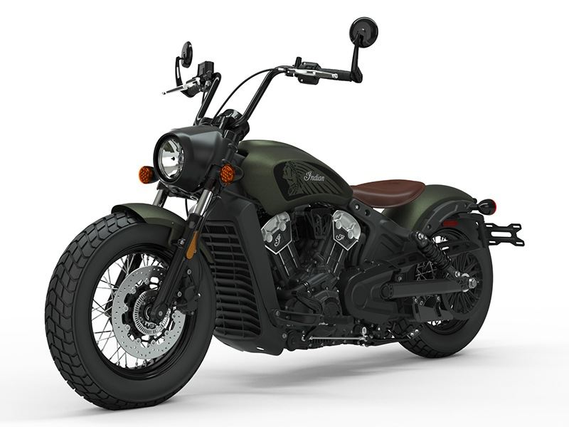 2020 Indian Scout® Bobber Twenty ABS in Saint Clairsville, Ohio - Photo 2