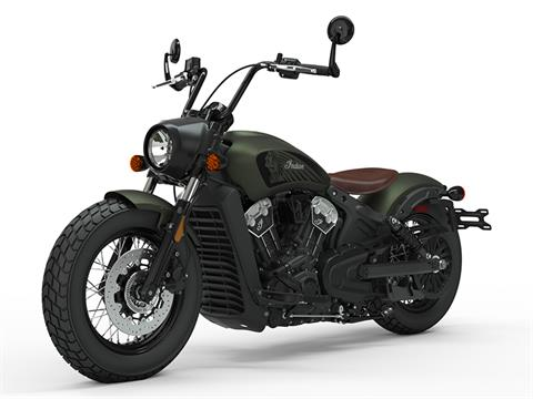 2020 Indian Scout® Bobber Twenty ABS in Chesapeake, Virginia - Photo 2