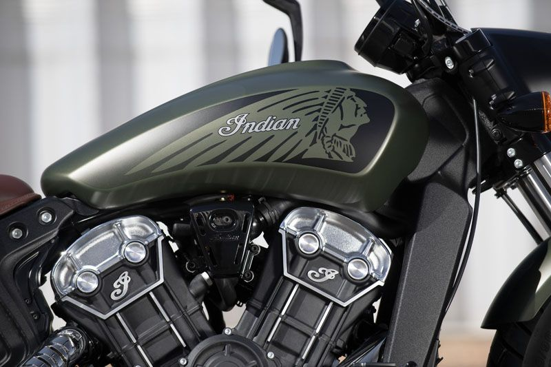 2020 Indian Scout® Bobber Twenty ABS in Muskego, Wisconsin - Photo 10