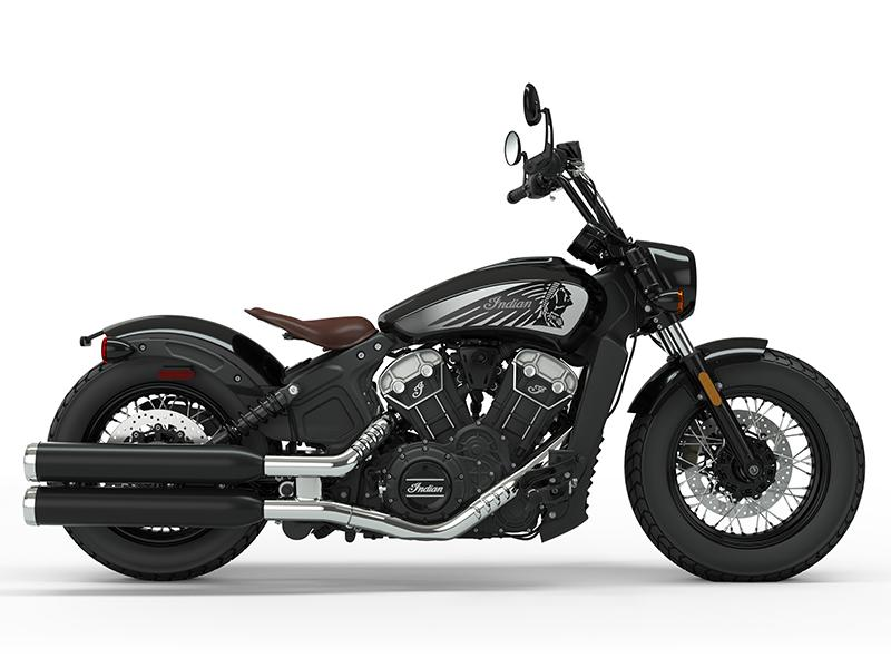 2020 Indian Scout® Bobber Twenty ABS in Fredericksburg, Virginia - Photo 3