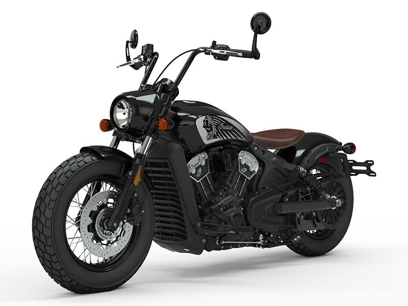 2020 Indian Scout® Bobber Twenty ABS in Waynesville, North Carolina - Photo 2