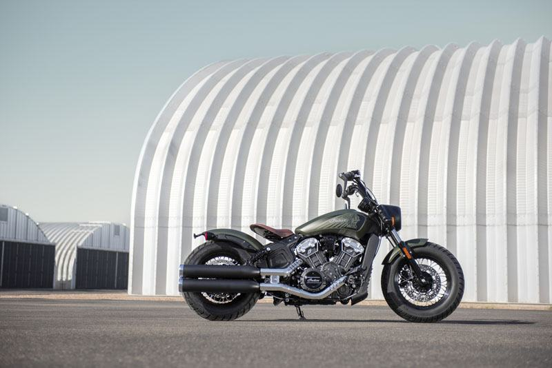 2020 Indian Scout® Bobber Twenty ABS in Chesapeake, Virginia - Photo 8