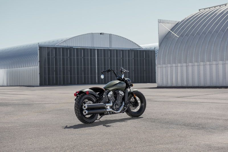 2020 Indian Scout® Bobber Twenty ABS in Chesapeake, Virginia - Photo 9