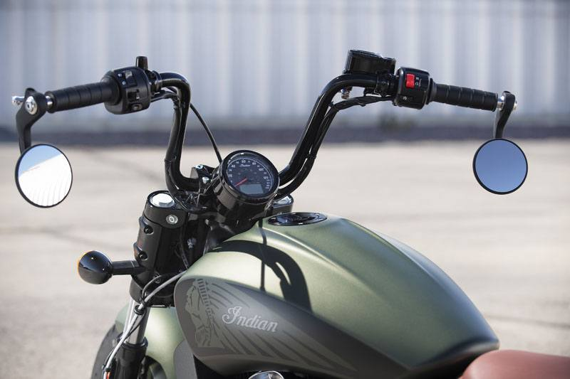 2020 Indian Scout® Bobber Twenty ABS in Chesapeake, Virginia - Photo 13