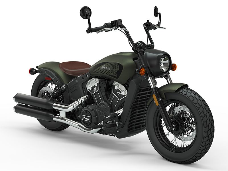 2020 Indian Scout® Bobber Twenty ABS in Hollister, California - Photo 1